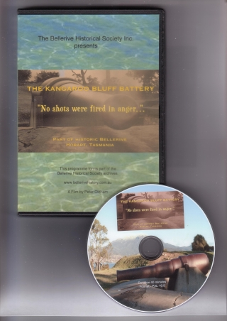 The Kangaroo Bluff Battery DVD cover